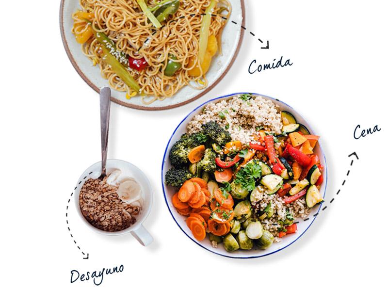 Planea tus comidas de la semana con Menús de Cocina Vital